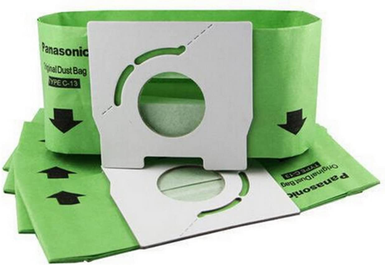 reyee Filtro de polvo bolsa bolsa de basura para Panasonic mc-3920 mc-3300r mc-3300g 3310 mc-e3300 C-13 aspiradora: Amazon.es: Hogar