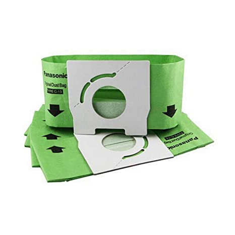 reyee Filtro de polvo bolsa bolsa de basura para Panasonic ...
