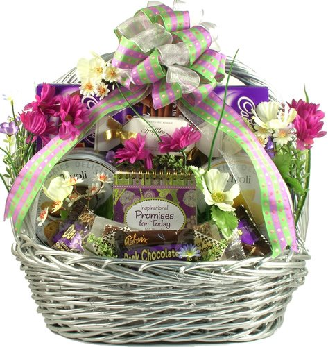 Gift Basket Village Spring is in The Air Springtime Gift Basket by Gift Basket Village