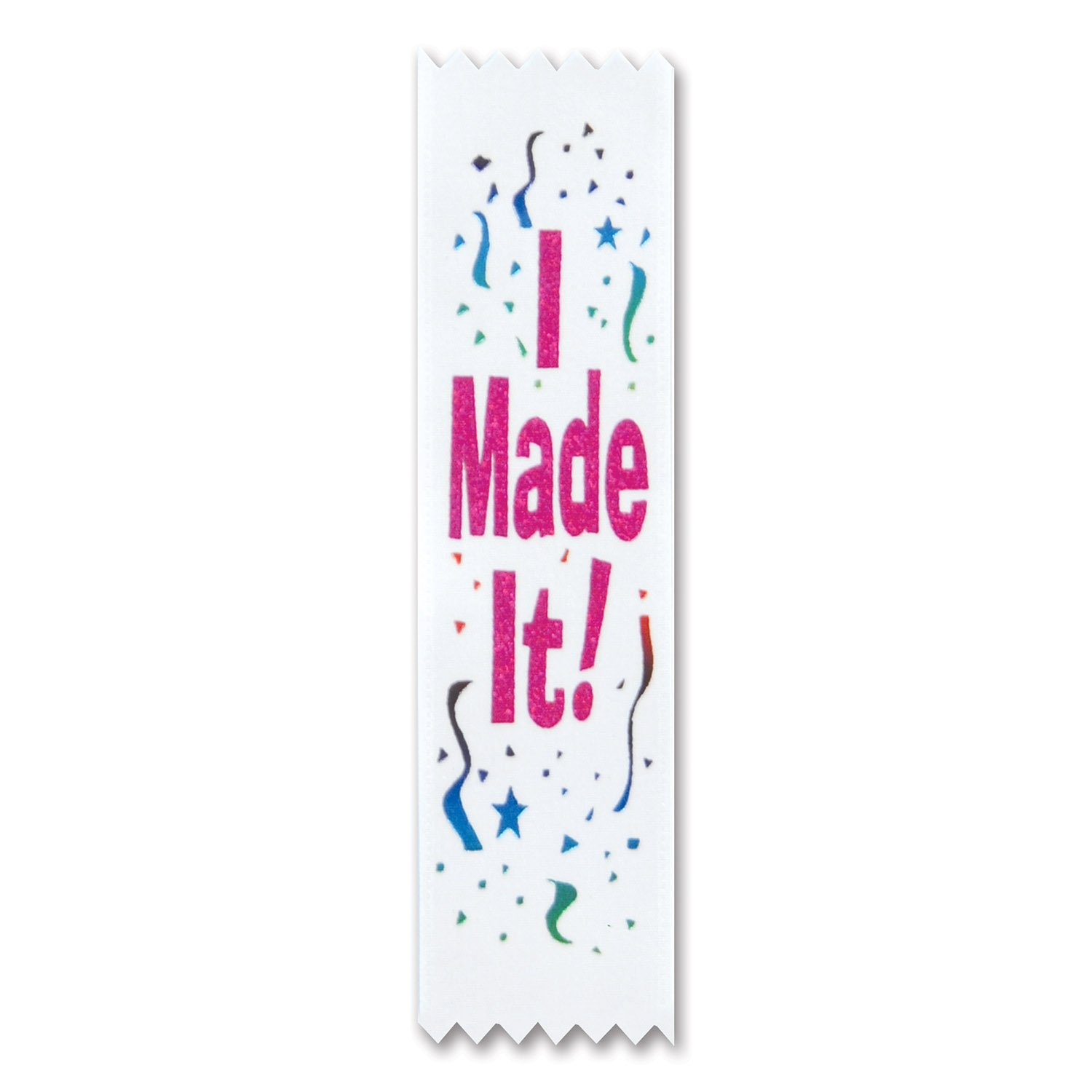 11//2 by 61//4-Inch Beistle VP184 Wow Value Ribbons 30-Pack