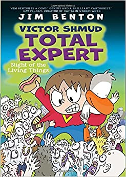 Book Night of the Living Things (Victor Shmud, Total Expert #2)