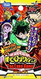 My hero academia HA-01 tag card game expansion pack no. 1 series DSP-BOX by Tomy(takaratomy)