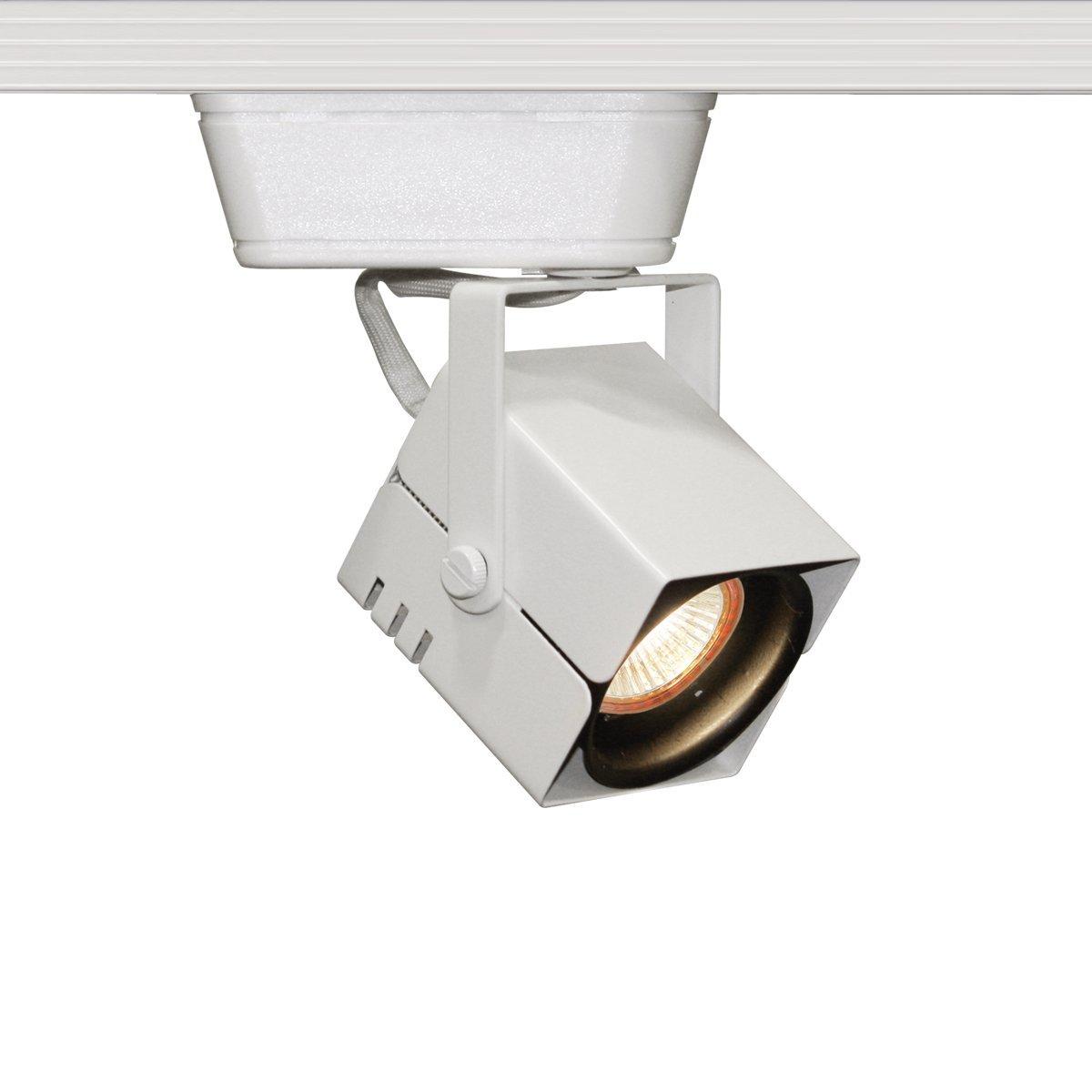 WAC Lighting JHT-801L-WT J Series Low Voltage Track Head, 75W