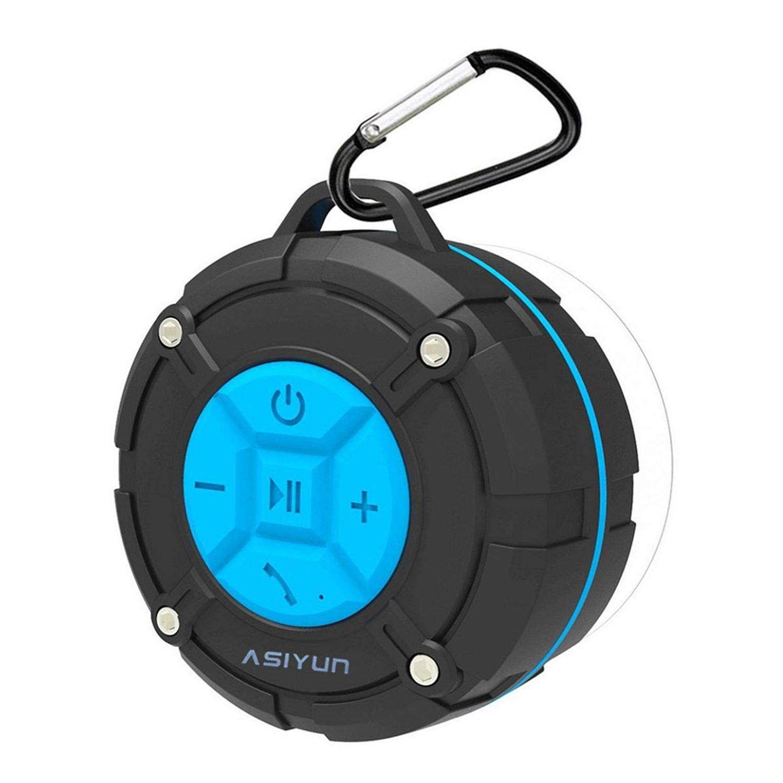 Portable Shower Speaker, Waterproof...