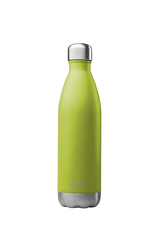 Qwetch QD3036 – Botella isotérmica de acero inoxidable – 750 ml, morado, 750 ml