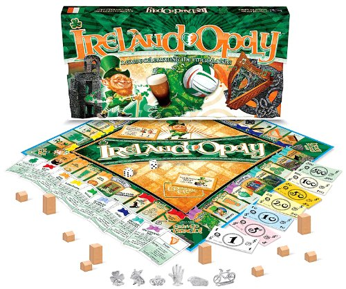 Late for the Sky Ireland-Opoly ()