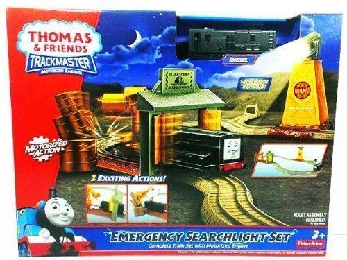 Thomas & Friends Trackmaster Emergency Searchlight Set