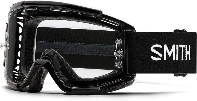 Gravy//Chromapop Everyday Red Mirror SMITH Unisexs Squad Mtb Mountain Bike Goggles One Size