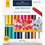 Faber Castell Gelatos Gift Set Double Scoop