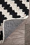 nuLOOM MTVS174A Hand Tufted Kellee Wool Runner