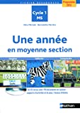 Une annee en moyenne section 2015 + CD - fichier ressources cycle 1 ms (Fichiers ressources)