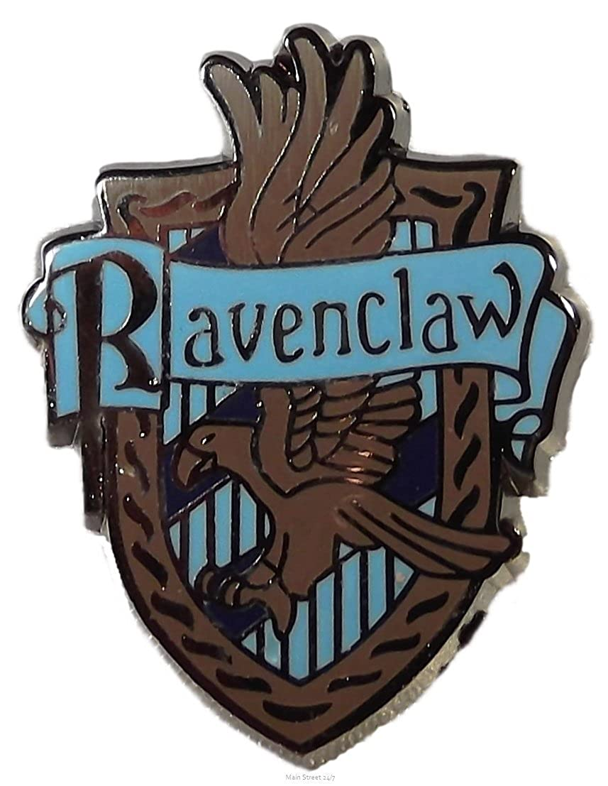 HARRY POTTER House of RAVENCLAW LogoMetal/Enamel Finish PIN