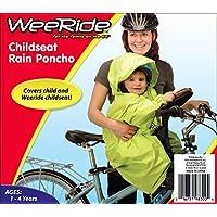 Wee-Ride - Chubasquero Infantil, para niños de 1-4