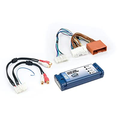 PAC AOEM-MAZ2 Interface That Allows Replacement or Addition of an Amplifier in Select Mazda Vehicles Without a Factory Bose Sound System: Car Electronics