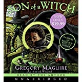 Son of a Witch Low Price CD: A Novel (Wicked Years, 2)