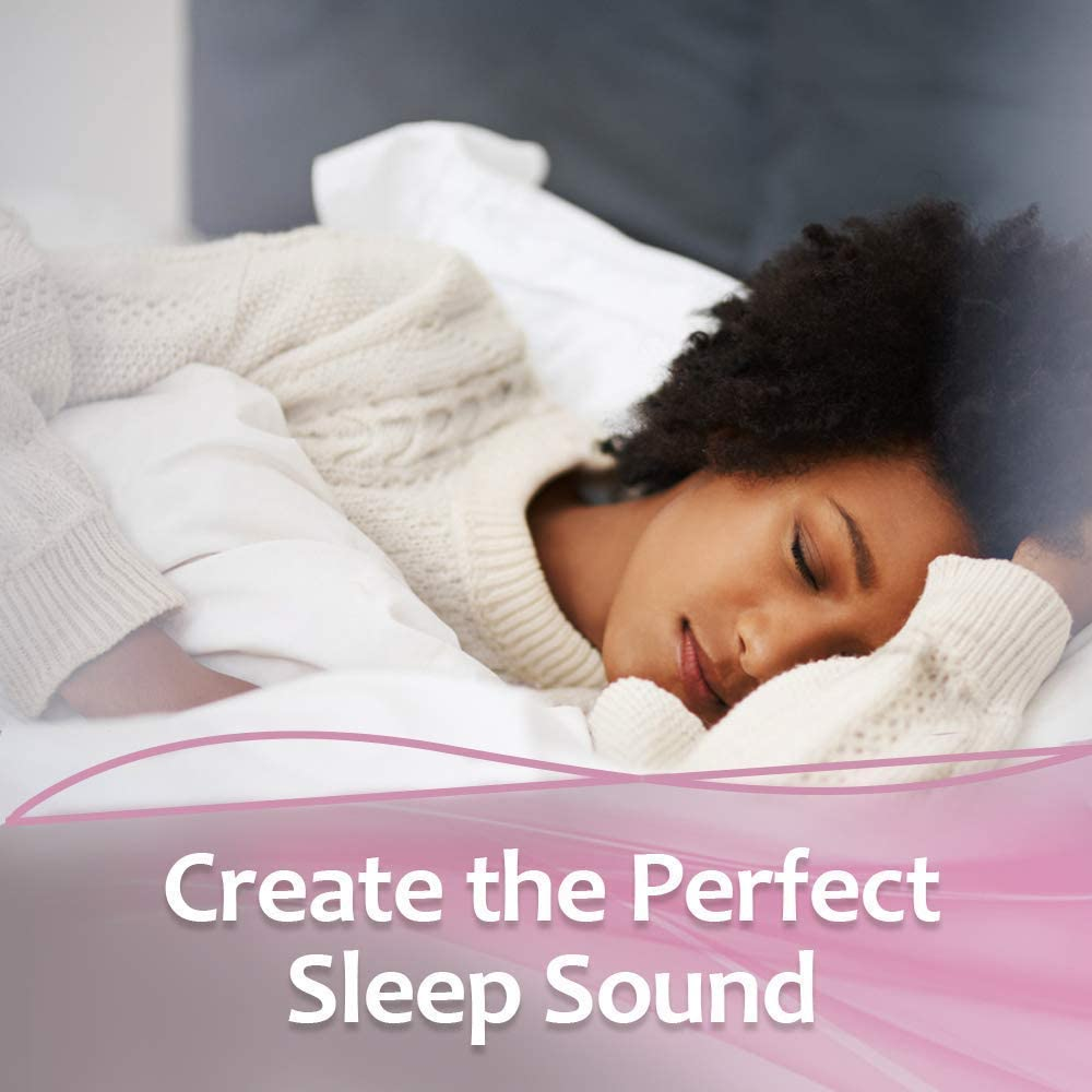 Adaptive Sound Technologies LectroSound White Noise Machine for Sleep and Relaxation