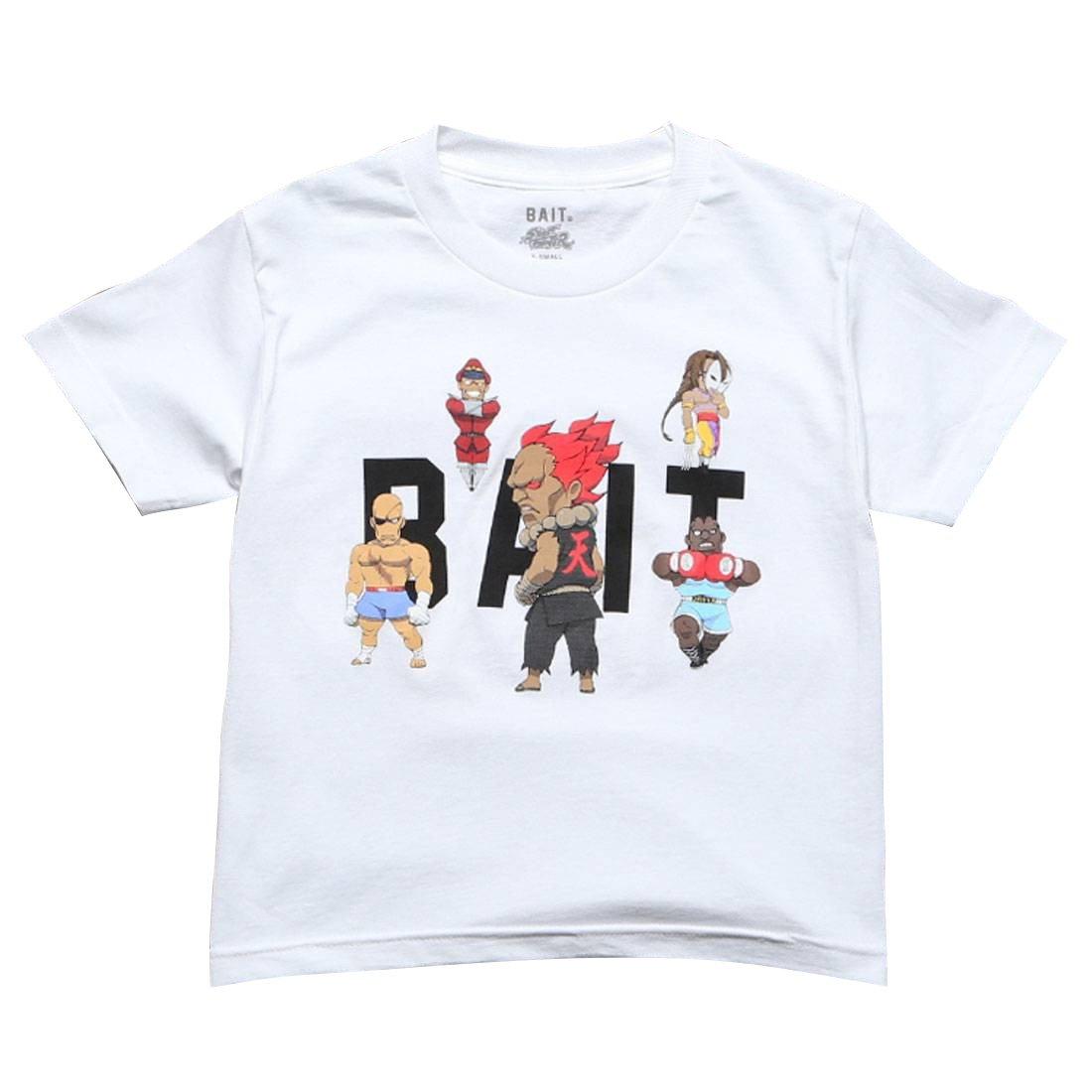 BAIT x Street Fighter Chibi Boss Youth Tee White