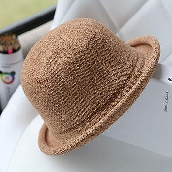 CattleBie Hembra Sombrero de copa Sombrero de playa Aire libre ...