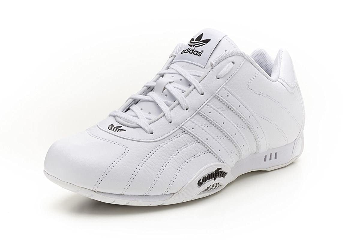 8e35bd641410 adidas Originals MenÕs adi Racer goodyear Low trainers Ð G63384 -  white white UK 10   Amazon.co.uk  Shoes   Bags