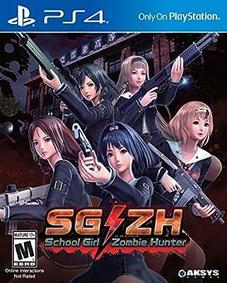 School girl/Zombie Hunter - PlayStation 4 by Aksys