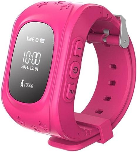Hangang Reloj para Niños Smartwatch Niño para llamadas SOS ...