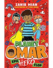 Planet Omar: Epic Hero Flop: Book 4