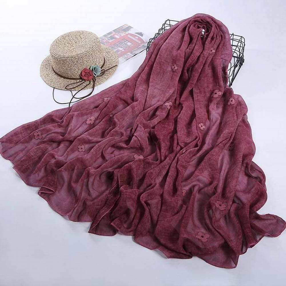 c45fd13dc2e ... Good dress Sweet Pure Color Satin Female Sunshade Flower Medium Medium  Medium Long Otoño and Invierno ...