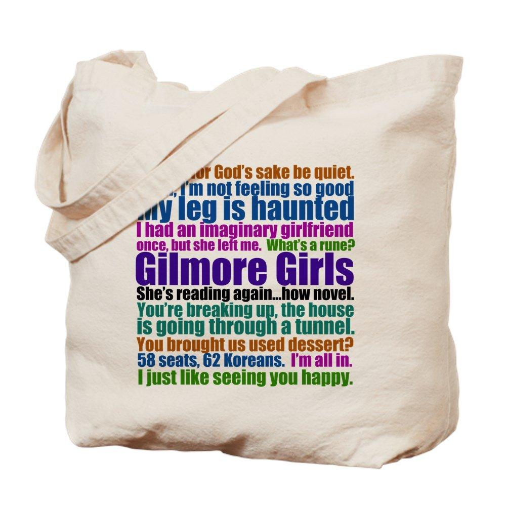 100 %品質保証 CafePress – Gilmore – Girls引用符トートバッグ B01BYWIKMC – – ナチュラルキャンバストートバッグ、布ショッピングバッグ B01BYWIKMC, ワールドクロス:553f9907 --- arianechie.dominiotemporario.com