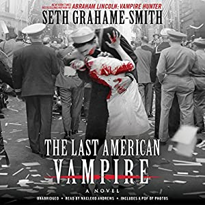 The Last American Vampire Audiobook