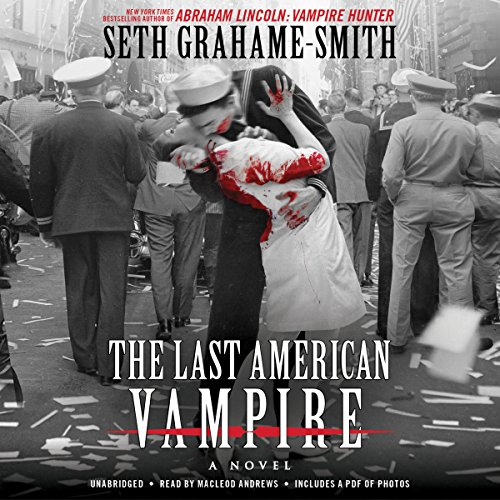 The Last American Vampire Audiobook [Free Download by Trial] thumbnail