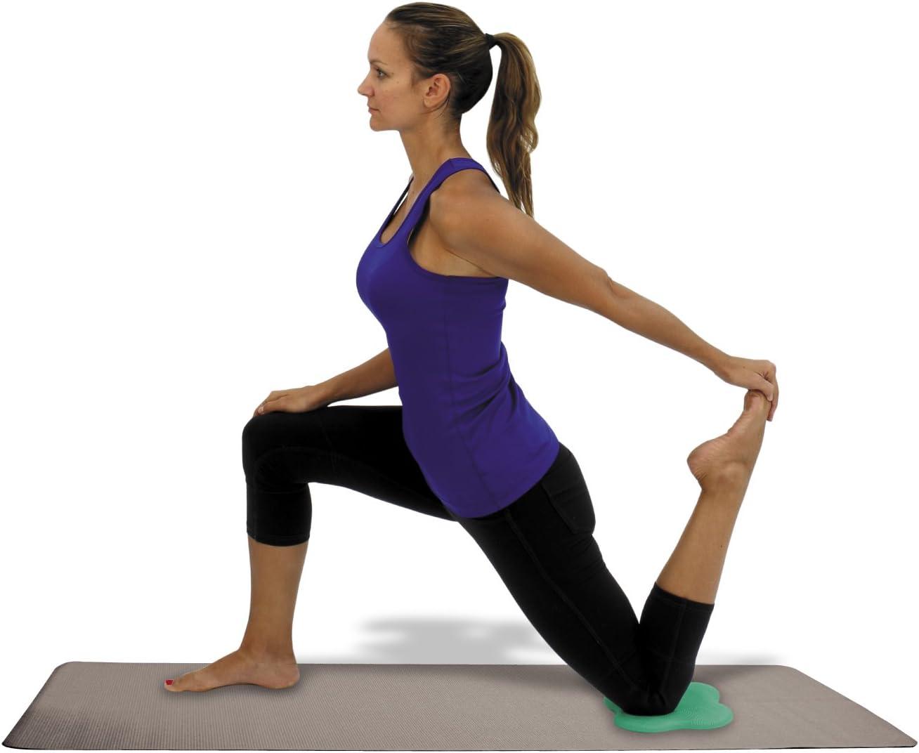 Amazon.com: Empower Espuma Cojín Yoga Pad, talla única ...