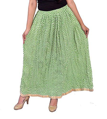 Indian Regular N2CREATIONS Printed Export Women Skirt Handicrfats rxO4Br