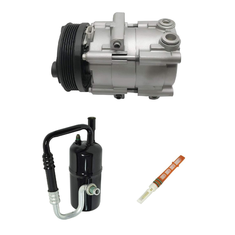 RYC Remanufactured AC Compressor Kit KT AE23
