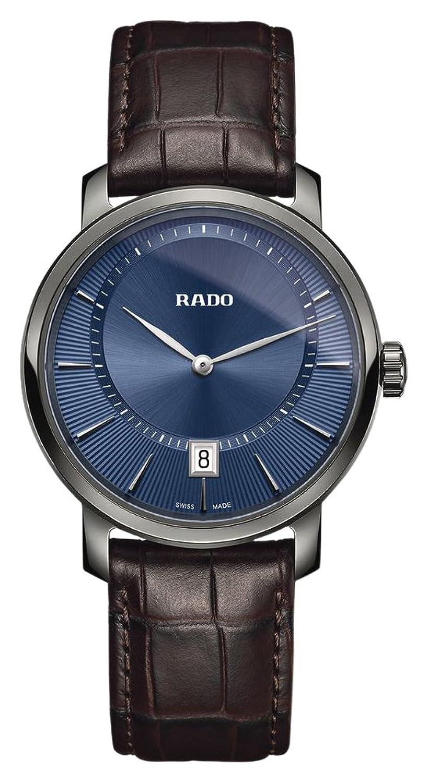 [ラドー]RADO 腕時計 DiaMaster(ダイヤマスター) R14135206 メンズ 【正規輸入品】 B074CBG57X