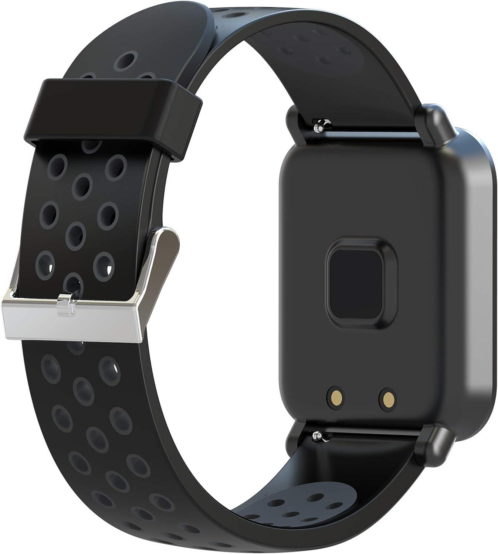 Amazon.com: Leotec Smart Watch LESW14DKAMZ: Watches