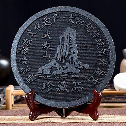 Original Da Hong Pao Cake Dragon /& Phenix big red robe oolong dahongpao 500g Chinese traditional Wuyi Rock Tea