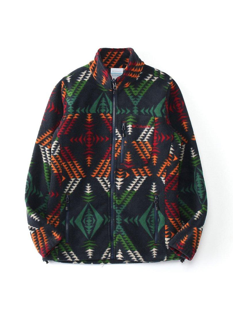 コロンビア バックアイスプリングスジャケット
