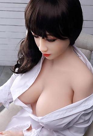 Haar Künstliche Silikon Halbfester Puppe Aufblasbar Injektion Wasser