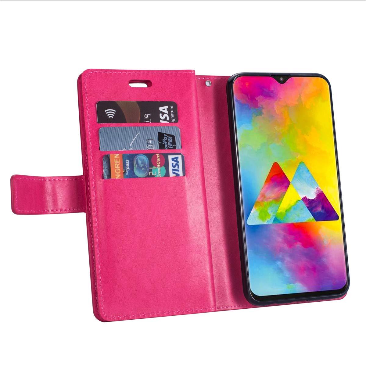 Amazon.com: Funda para Samsung Galaxy A10 y M10 (cierre ...