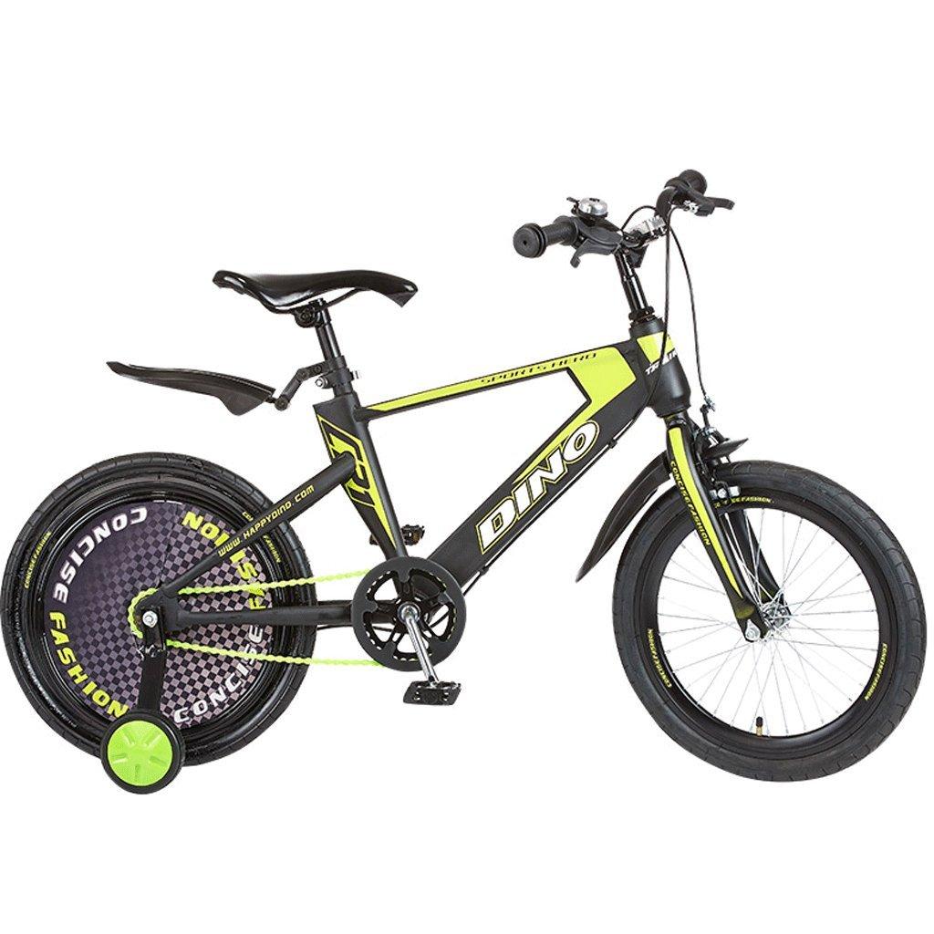 DGF 子供の自転車4-12歳のベビーベビーカー赤ちゃんの男の子の男の子屋外マウンテンバイク (色 : A) B07F3YZ7XDA