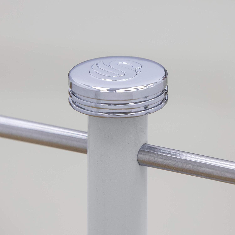 SWAN Products Arbre /à Tasses r/étro Gris