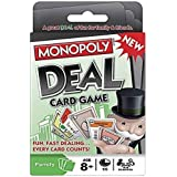 Jaynil Enterprise® Monopoly Deal Card Game for Family Entertainment 2 to 5 Players Game (Pack of 1)
