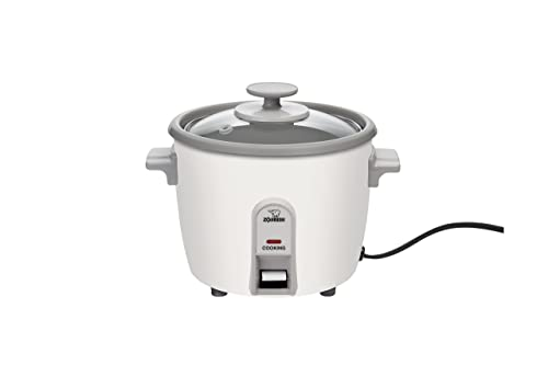 Zojirushi NHS-06 3-Cup (Uncooked) Rice Cooker Review