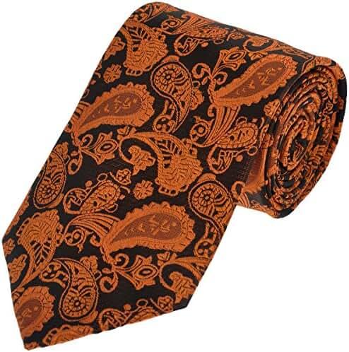 Classic Woven Men's Ties Neckties for Wedding Graduation Party Dress