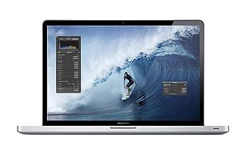 Amazon.com: Apple MacBook Pro 17 inch Laptop mc725ll/A ...