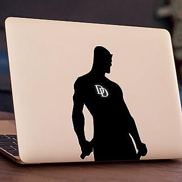 Daredevil apple macbook decal sticker 15