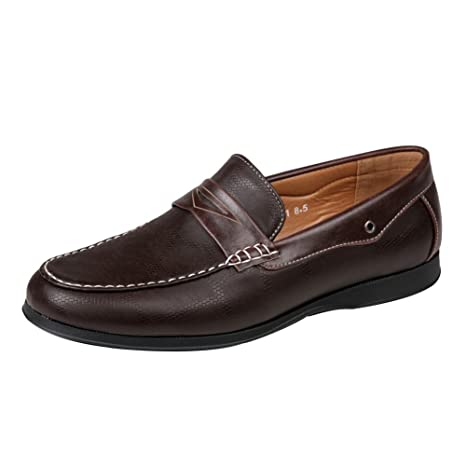 Vince Shiny Man Loafers