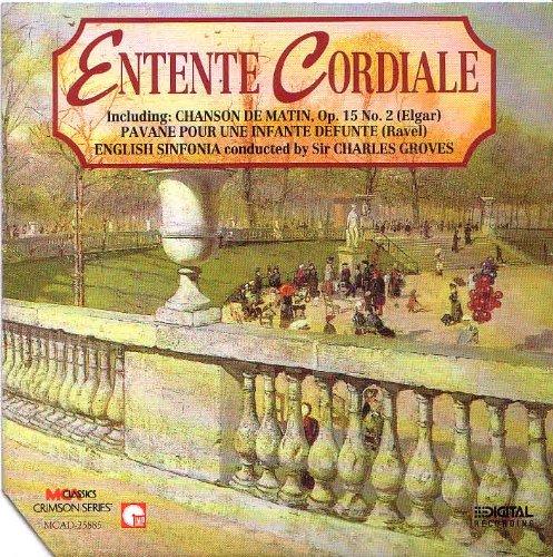 Entente Cordiale: Music of Faure, Delius, Elgar, Warlock, Butterworth & - Grove Stores Willow