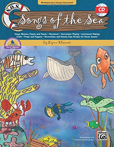 S.O.S. Songs of the Sea: Book & CD