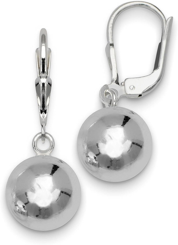 Silver Italian Earrings Height 26 mm 925 fashion new  Women's jewelry sterling